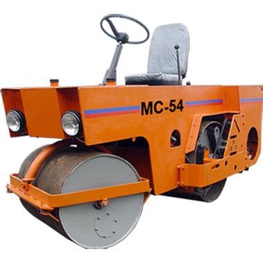 дорожный каток МС-54 тротуарный вибрационный